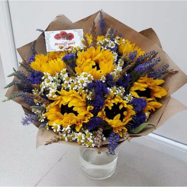 Потрясные картинки букетов цветов для настроения